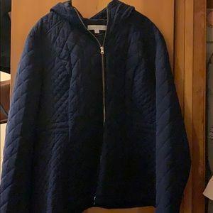 Hooded Short Coat